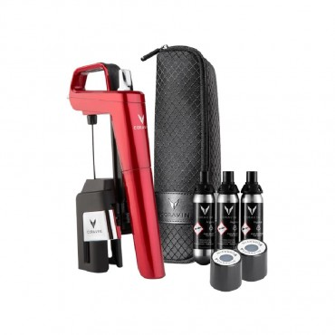 Coravin Model Six Candy Apple Red Wine System