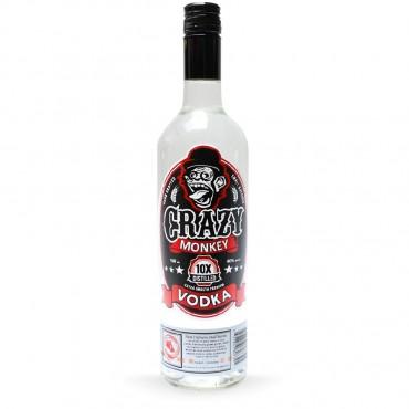 Crazy Monkey Vodka 750mL by Nickel9