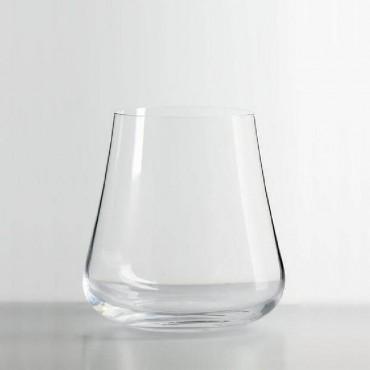 'Drink Art' Stemless Wine Glasses (6 Pack) by Gabriel Glas