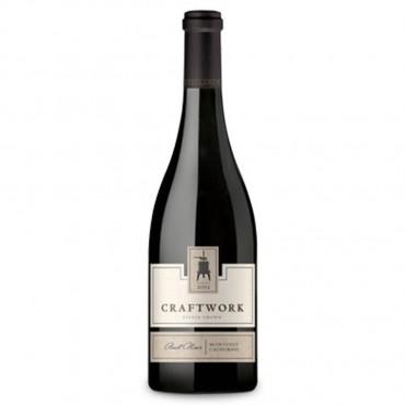 Estate Pinot Noir Monterey by Craftwork Wines 2019
