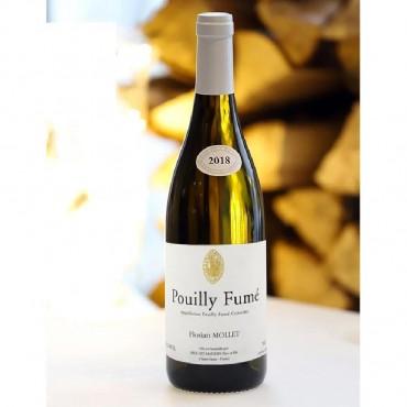 Pouilly-Fume by Florian Mollet-Domaine Roc de L'Abbaye 2018