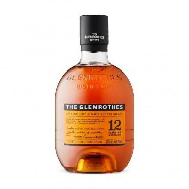 Glenrothes 12 Year Old Single Malt Scotch Whiskey 750mL