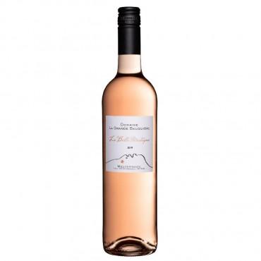 Rose La Belle Montagne by Domaine La Grande Bauquiere 2020