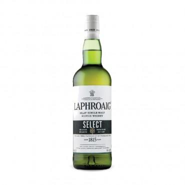 Laphroaig Select Islay Single Malt Scotch Whisky 750mL