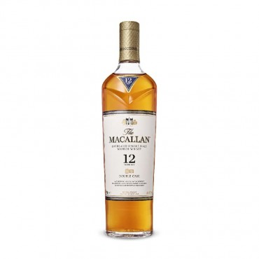 The Macallan 12 Year Old Double Cask Whisky 750mL