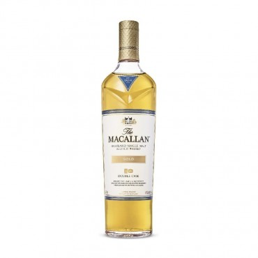 The Macallan Gold Highland Single Malt Scotch Whisky 750mL