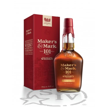101 Proof Limited Release Bourbon Whisky by Maker's Mark