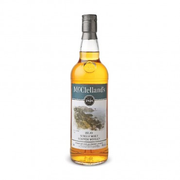 McClelland's Islay Single Malt Scotch Whisky 750mL