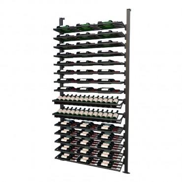 Frontenac Modular Wine Storage Rack 143 Bottle Capacity (Easy Self Assembly) by La Vieille Garde