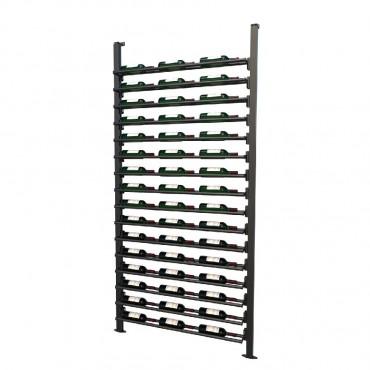 Frontenac Modular Wine Storage Rack 48 Bottle Capacity (Easy Self Assembly) by La Vieille Garde