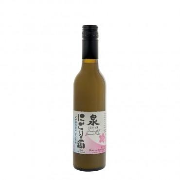 Nigori Junmai Sake (375ml) by Ontario Spring Water Sake Company