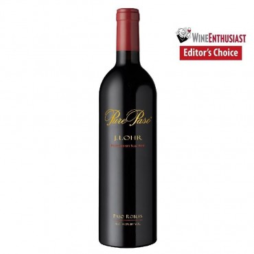 Pure Paso Proprietary Red by J. Lohr 2018
