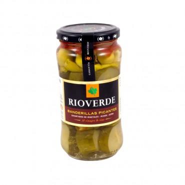 Spicy Skewered Vegetables by Rioverde