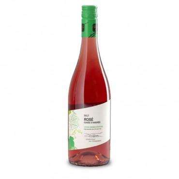 Rosé Cuvée d'Andrée Estate Bottled VQA by Château Des Charmes 2019