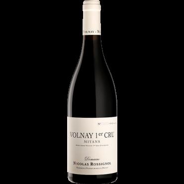 Volnay 1er Cru Mitans by Domaine Nicolas Rossignol 2018