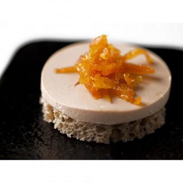 Rougié Foie Gras Mousse With Armagnac Product of Quebec Canada (320g)