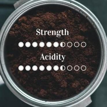 Fazenda Santa Monica Single-Origin Brazilian Coffee (1/2lb) Light Roast by Portfolio Coffee Roasters