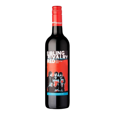 Sibling Rivalry Red VQA by Henry Of Pelham 2019