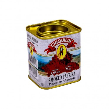 Spanish Smoked Paprika Powder by Chiquilín
