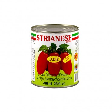 San Marzano Tomatoes with Basil by D.O.P