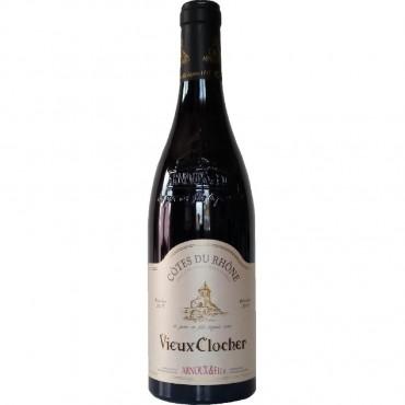 Vieux Clocher Côtes du Rhône by Arnoux & Fils 2019