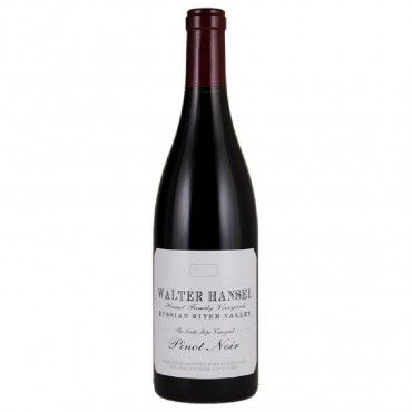 South Slope Russian River Pinot Noir by Walter Hansel 2018