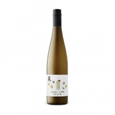 Yuzu Lime Sake Collins by Ontario Spring Water Sake Company