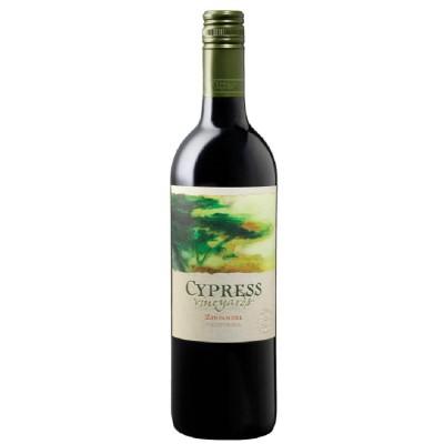 Cypress Vineyards Zinfandel Central Coast by J Lohr 2018