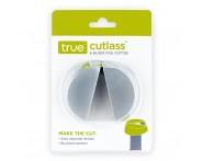 Cutlass™ 6-Blade Foil Cutter - silver