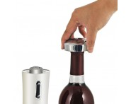 Silver Lux™  Electric Corkscrew | Wine Online