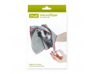 Microfiber Polishing Towel by True
