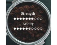 Blue Mountain + Eldorado Jamaican Brazilian Coffee Blend (1/2lb) Medium-Light Roast by Portfolio Coffee Roasters | Wine Online