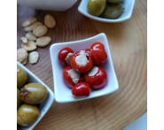 Cherry Peppers Stuffed with Cheese and Tuna (260g) by Amanida | Wine Online