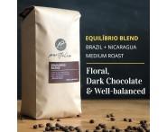 Equilibrio Brazilian Nicaraguan Coffee (1lb) Medium Roast by Portfolio | Wine Online