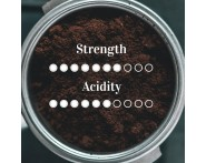 Equilibrio Brazilian Nicaraguan Coffee (1/2lb) Medium Roast by Portfolio | Wine Online