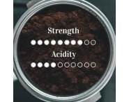 Inga Aponte Single Origin Colombian Coffee (1lb) Dark Roast by Portfolio Coffee Roasters | Wine Online