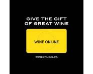 WineOnline.ca Gift Card   Wine Online
