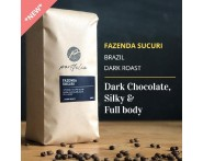 Fazenda Sucuri Single-Origin Brazilian coffee (1lb) Dark Roast by Portfolio   Wine Online