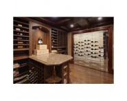 Floating Wine Storage Rack 6 Bottle Capacity (10ft Height) by Blue Grouse Wine Cellars | Wine Online