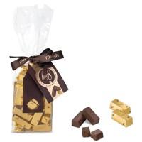 Rich Chocolate with Hazelnut Biscuit Bites Piemonte I.G.P. by Three-Michelin-star chef Enrico Crippa (10g x 30)