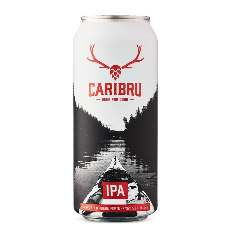 Caribru IPA Beer by Junction Craft Brewing