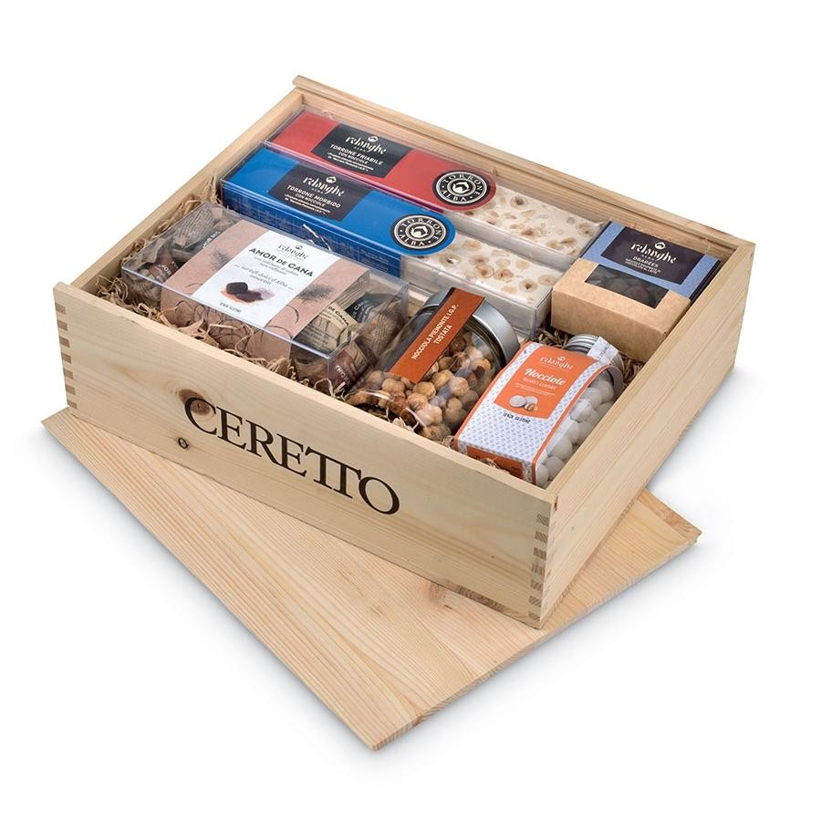 Deluxe Gift Pack Piemonte I.G.P. by Three-Michelin-star chef Enrico Crippa