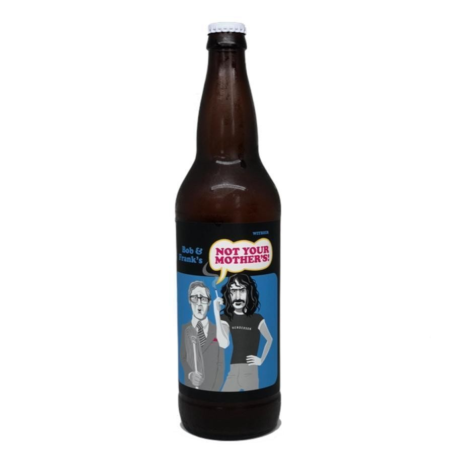 Ides of May White IPA India Pale Ale Craft Beer (650ml Bottle) 12 Pack by Henderson Brewing Co.