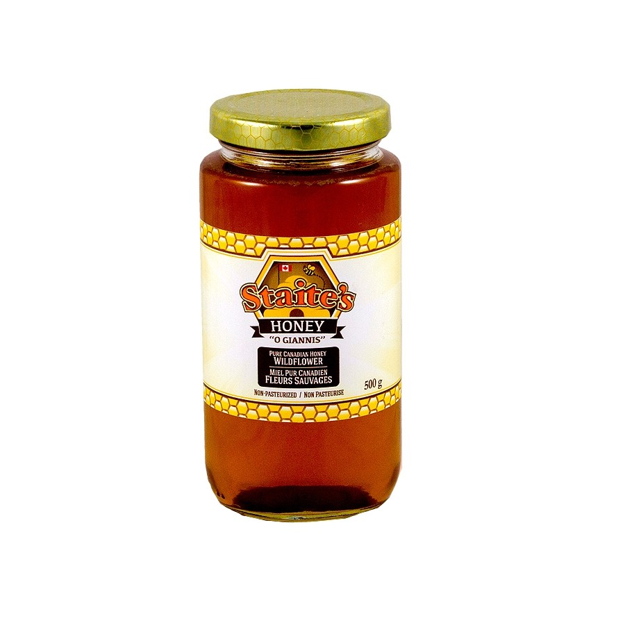 Wildflower Honey by Staite's Honey
