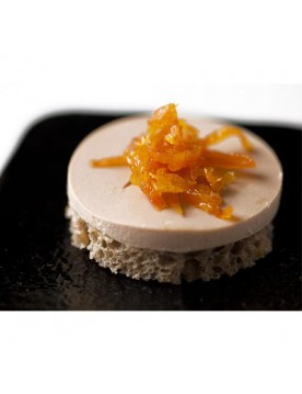 Rougié Foie Gras Mousse With Armagnac Product of Quebec Canada (320g)