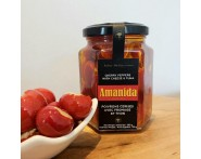 Cherry Peppers Stuffed with Cheese and Tuna (260g) by Amanida | Beer Online