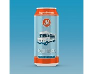 Food Truck Blonde Ale Beer (473ml Can) 24 Pack by Henderson Brewing Co. | Beer Online