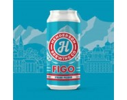 Figo Italian Pilsner (473ml Can) 24 Pack by Henderson Brewing Co. | Beer Online