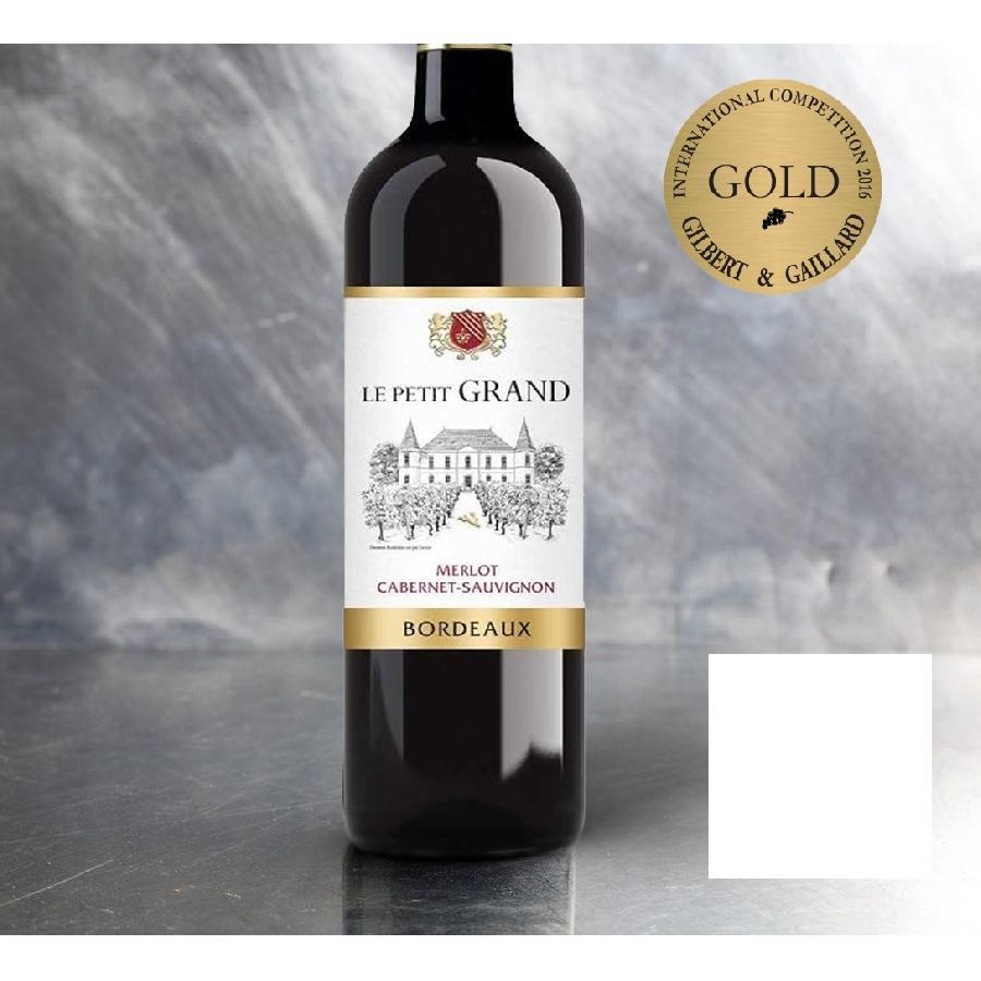 b06d76d2ac Purchase Bordeaux Le Petit Grand by Yvon Mau 2015 in Canada | Wine Online