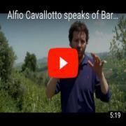 Alfio Cavallotto speaks of Barolo wine, Nebbiolo grapes and the Piedmont region